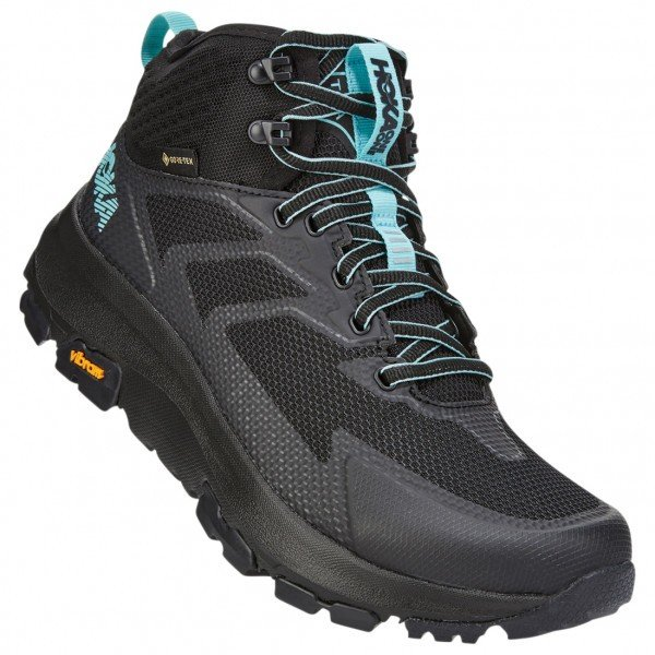 ホカ オネオネ ◆ Toa GTX ウーマン(Black / Antigua Sand) ★ 登山靴 ・ 靴 ・ 登山 ・ アウトドアシューズ ・ 山歩き ★