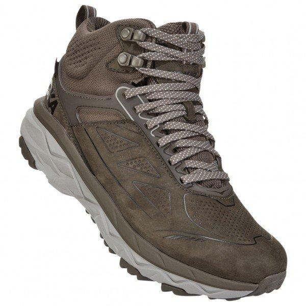 ホカ オネオネ ◆ Challenger Mid GTX ウーマン(Major Brown / Heather) ★ 登山靴 ・ 靴 ・ 登山 ・ アウトドアシューズ ・ 山歩き ★