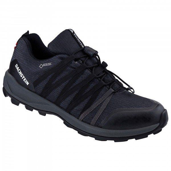 ダハシュタイン Delta Pace GTX(Pirate Black / Black)★アプローチシューズ・山歩き・アウトドアシューズ・靴・登山★