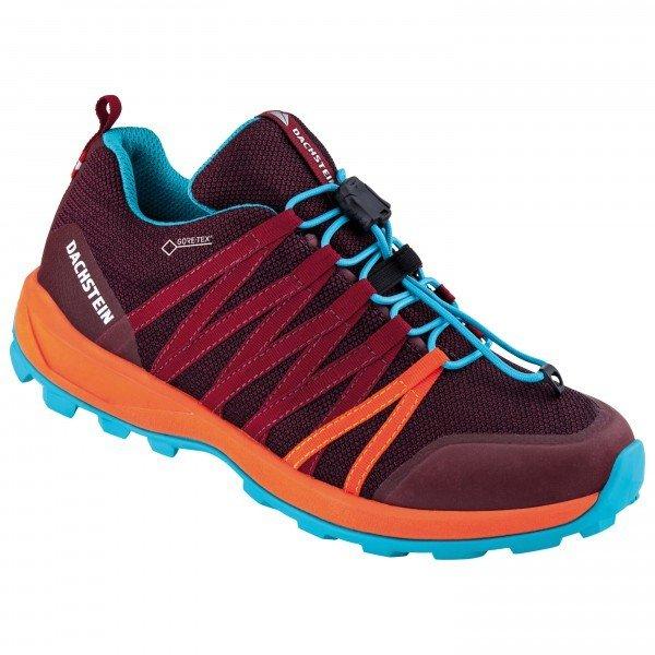 ダハシュタイン Delta Pace GTX ウーマン(Aubergine / Aqua)★アプローチシューズ・山歩き・アウトドアシューズ・靴・登山★