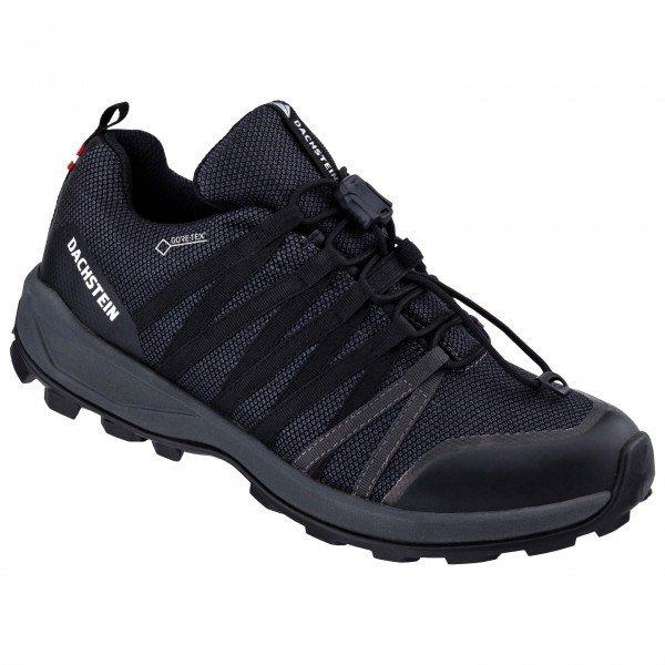 ダハシュタイン Delta Pace GTX ウーマン(Pirate Black / Black)★アプローチシューズ・山歩き・アウトドアシューズ・靴・登山★