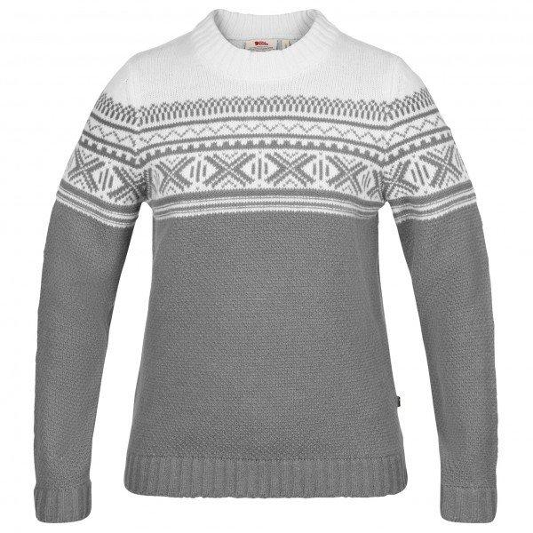 フェールラーベン Ovik Scandinavian セーター レディース(Grey)