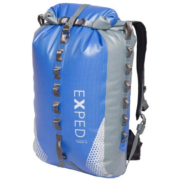 Exped エクスぺド Torrent 30(Blue / Grey)
