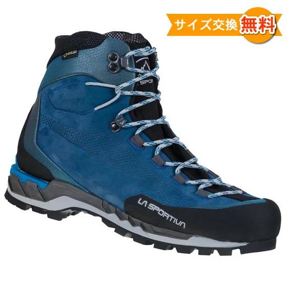【 即納 】 スポルティバ トランゴ テック レザー GTX ( Opal / Neptune ) ★ 登山靴 ・ 靴 ・ 登山 ・ アウトドアシューズ ・ 山歩き ★