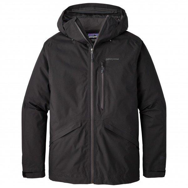 パタゴニア Insulated Snowshot スキージャケット(Black)
