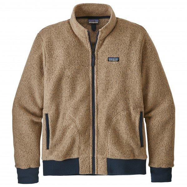 パタゴニア Woolyester Fleece Jacket ウールジャケット(Mojave Khaki)
