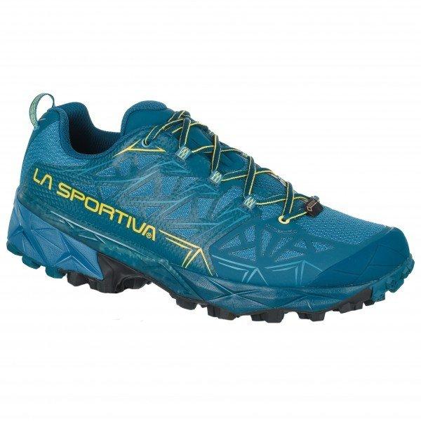 スポルティバ Akyra GTX (Ocean / Sulphur)★トレイルラン・山歩き・アウトドアシューズ・靴・登山★