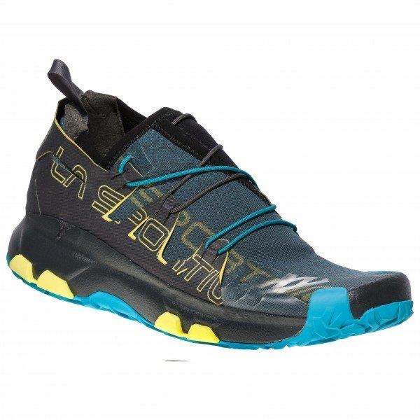 スポルティバ Unika(Carbon / Tropic Blue)★トレイルラン・山歩き・アウトドアシューズ・靴・登山★