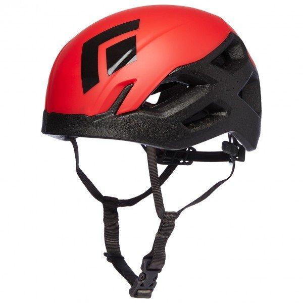 BLACK DIAMOND 買い取り Vision Helmet Red ヘルメット Hyper ブラックダイヤモンド 大注目
