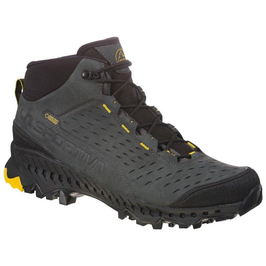 [ スポルティバ ] Pyramid GTX ( Carbon / Yellow ) ★ 登山靴 ・ 靴 ・ 登山 ・ アウトドアシューズ ・ 山歩き ★