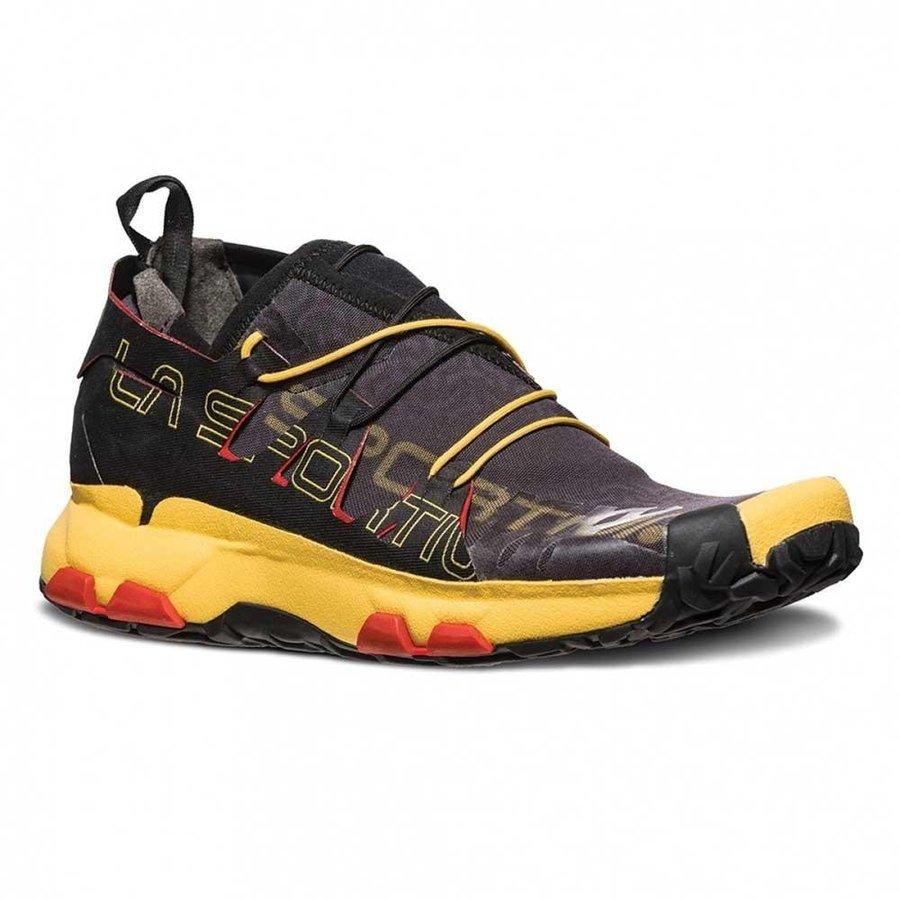 [ スポルティバ ] Unika ( Black / Yellow ) ★ トレイルラン ・ 山歩き ・ アウトドアシューズ ・ 靴 ・ 登山 ★