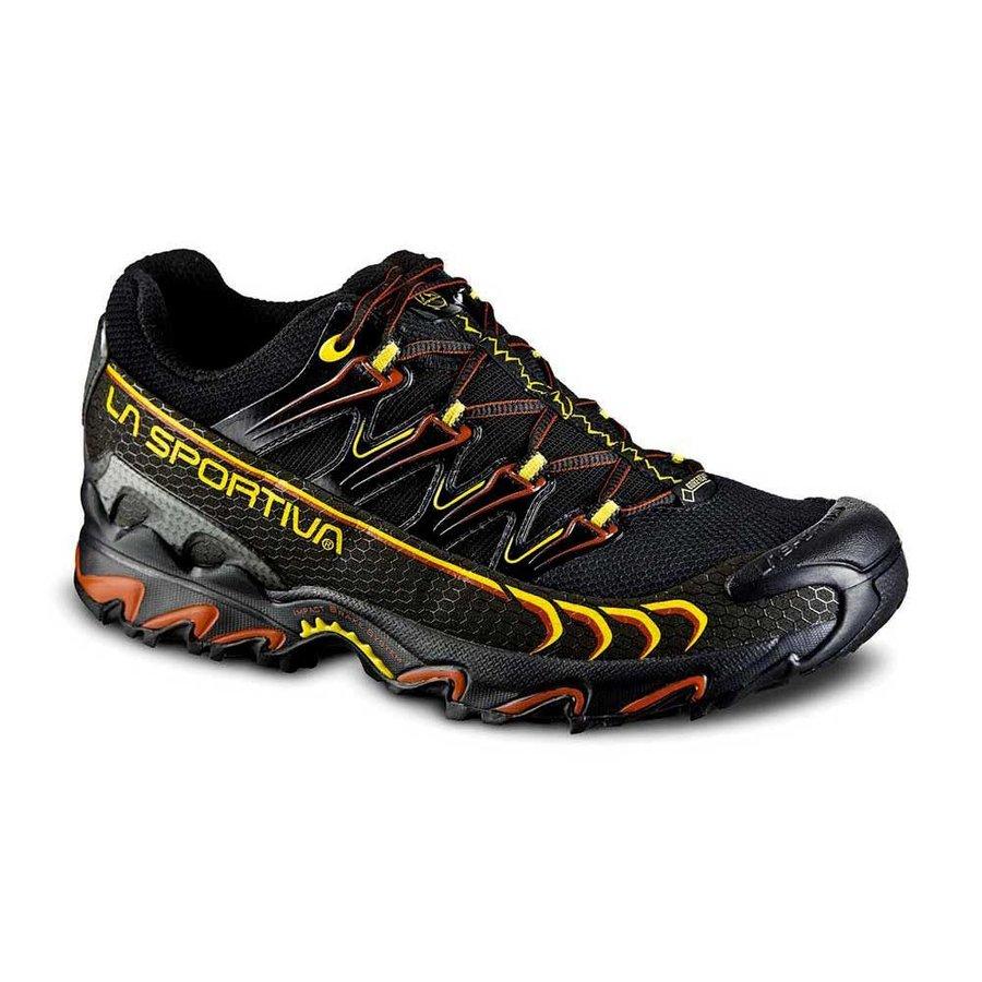 [ スポルティバ ] Ultra Raptor GTX ( Black / Yellow ) ★ トレイルラン ・ 山歩き ・ アウトドアシューズ ・ 靴 ・ 登山 ★