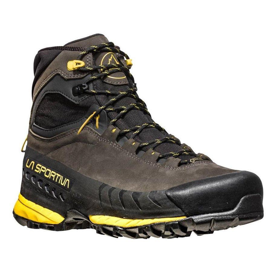 [ スポルティバ ] TX5 GTX ( Carbon / Yellow ) ★ 登山靴 ・ 靴 ・ 登山 ・ アウトドアシューズ ・ 山歩き ★