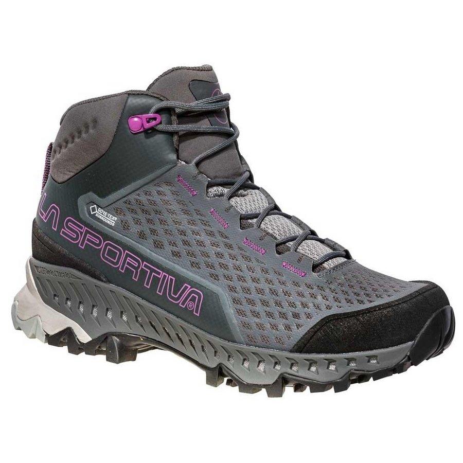 [ スポルティバ ] Stream GTX Surround ウーマン ( Carbon / Purple ) ★ 登山靴 ・ 靴 ・ 登山 ・ アウトドアシューズ ・ 山歩き ★