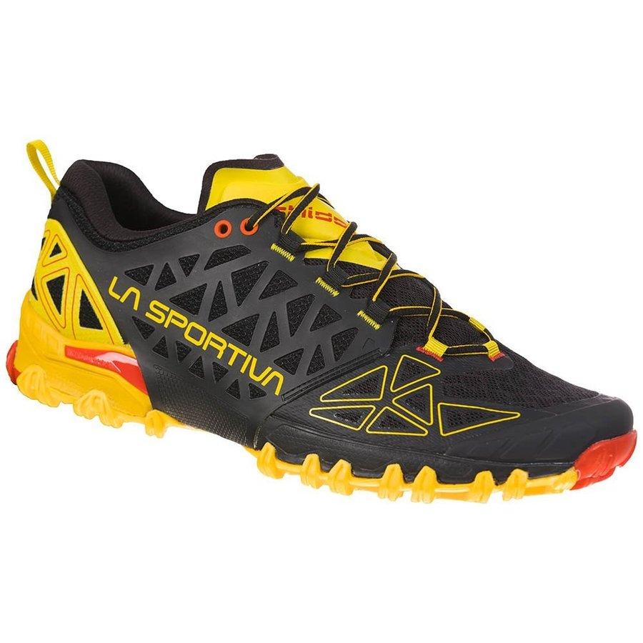 [ スポルティバ ] Bushido II ( Black / Yellow ) ★ トレイルラン ・ 山歩き ・ アウトドアシューズ ・ 靴 ・ 登山 ★