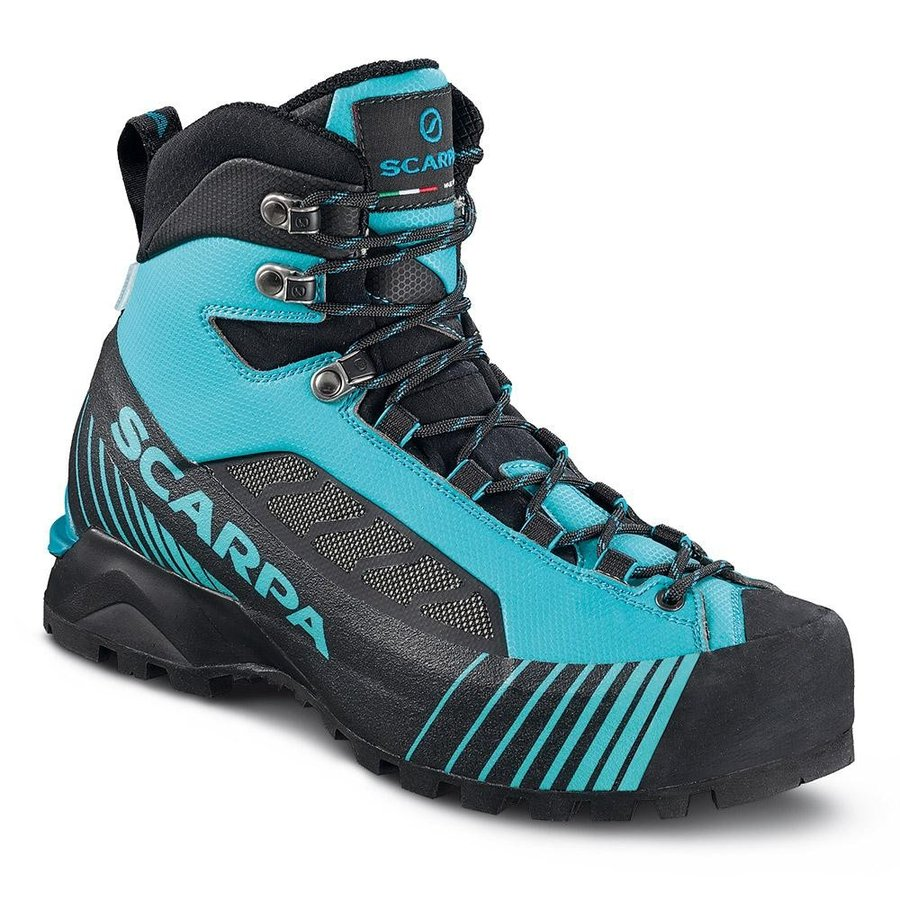 [ スカルパ ] Ribelle Lite OD ウーマン ( Ceramic / Black ) ★ 登山靴 ・ 靴 ・ 登山 ・ アウトドアシューズ ・ 山歩き ★