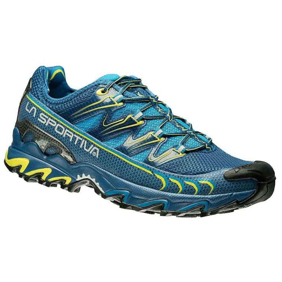 [ スポルティバ ] Ultra Raptor ( Blue / Sulphur ) ★ トレイルラン ・ 山歩き ・ アウトドアシューズ ・ 靴 ・ 登山 ★