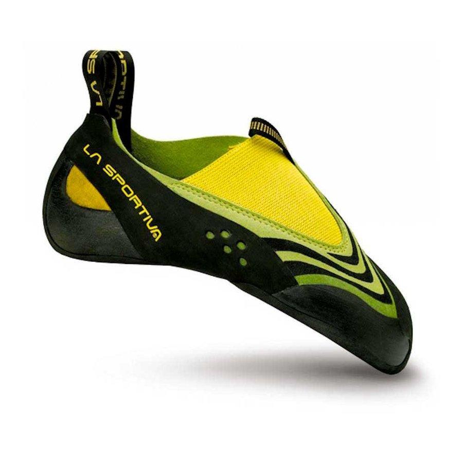 [ スポルティバ ] Speedster ウーマン ( Lime / Yellow ) ★ ロッククライミング ・ クライミングシューズ ・ ボルダリングシューズ ★