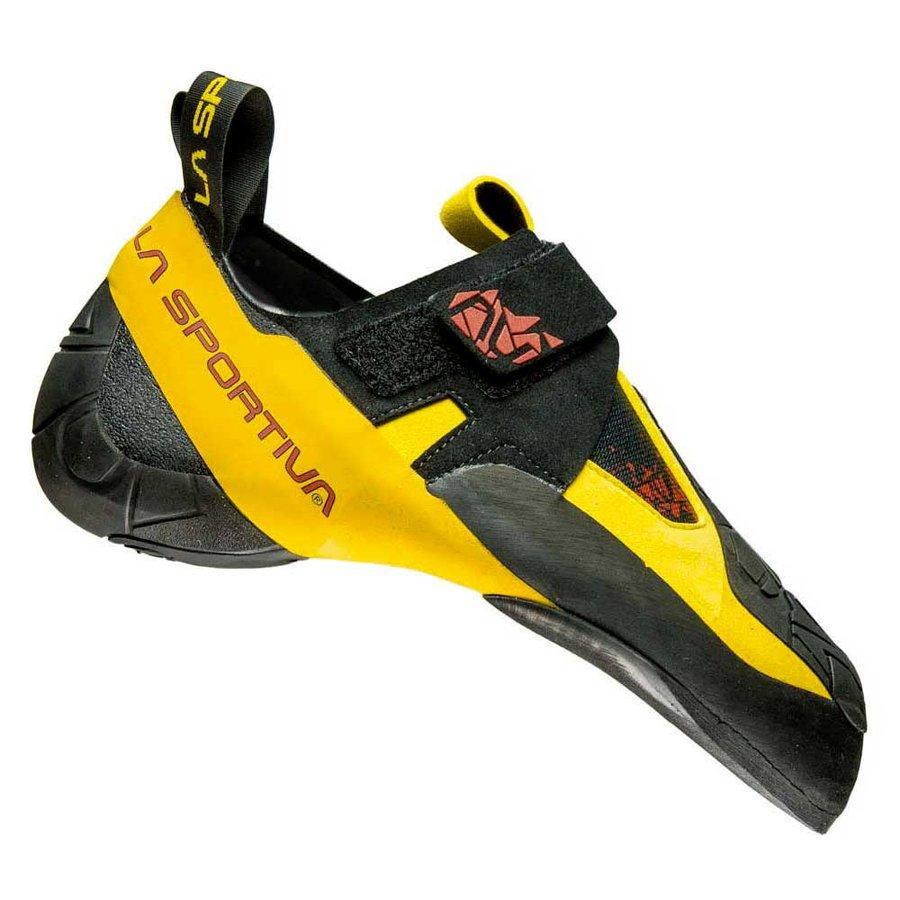 [ スポルティバ ] Skwama ウーマン ( Black / Yellow ) ★ ロッククライミング ・ クライミングシューズ ・ ボルダリングシューズ ★