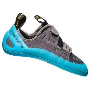 [ スポルティバ ] Geckogym ( Carbon / Tropic Blue ) ★ ロッククライミング ・ クライミングシューズ ・ ボルダリングシューズ ★