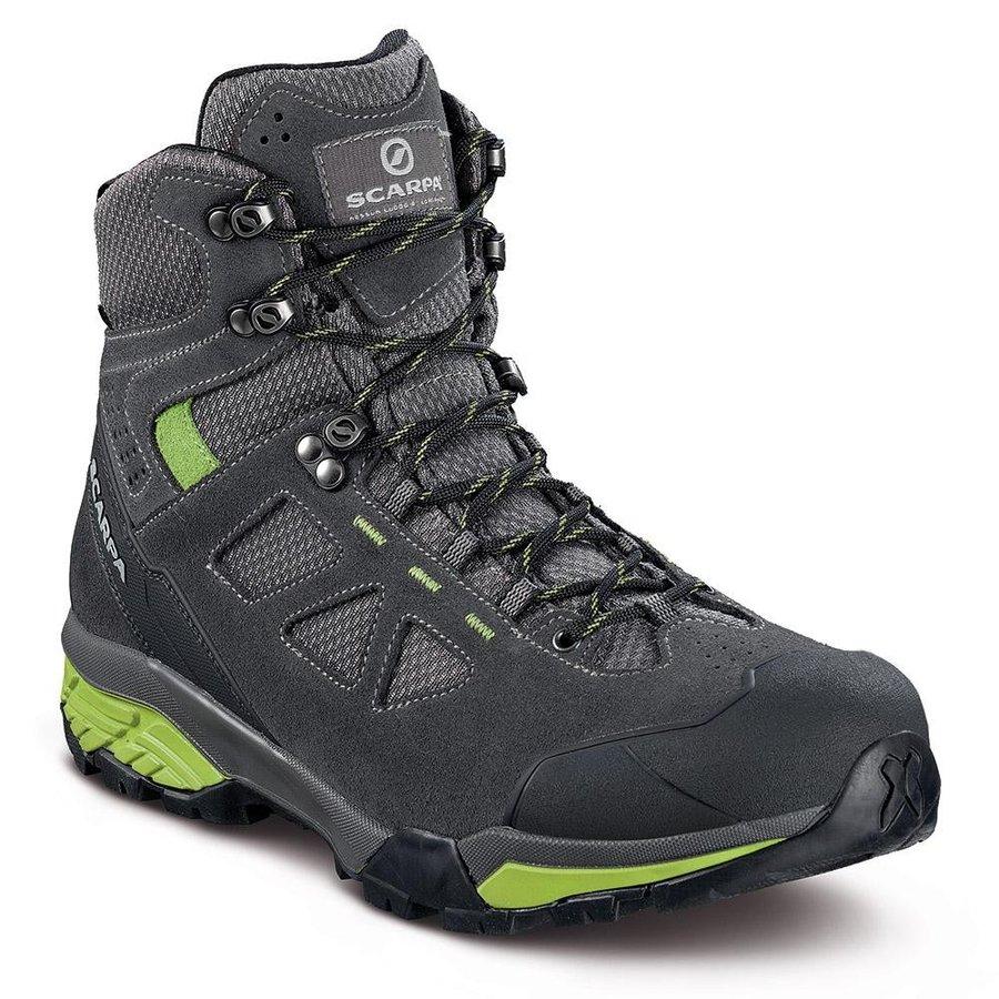 [ スカルパ ] ZG Lite GTX ( Dark Gray / Spring ) ★ 登山靴 ・ 靴 ・ 登山 ・ アウトドアシューズ ・ 山歩き ★