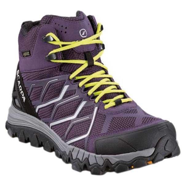 [ スカルパ ] Nitro Hike GTX ウーマン ( Plum Silver ) ★ 登山靴 ・ 靴 ・ 登山 ・ アウトドアシューズ ・ 山歩き ★
