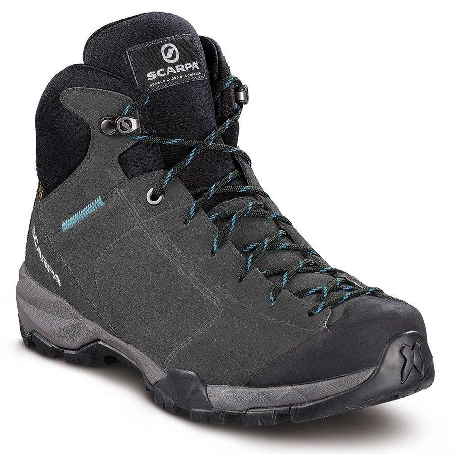 [ スカルパ ] Mojito Hike GTX ウーマン ( Titanium ) ★ 登山靴 ・ 靴 ・ 登山 ・ アウトドアシューズ ・ 山歩き ★