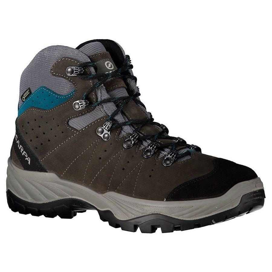 [ スカルパ ] Mistral GTX ( Smoke / Lake Blue ) ★ 登山靴 ・ 靴 ・ 登山 ・ アウトドアシューズ ・ 山歩き ★