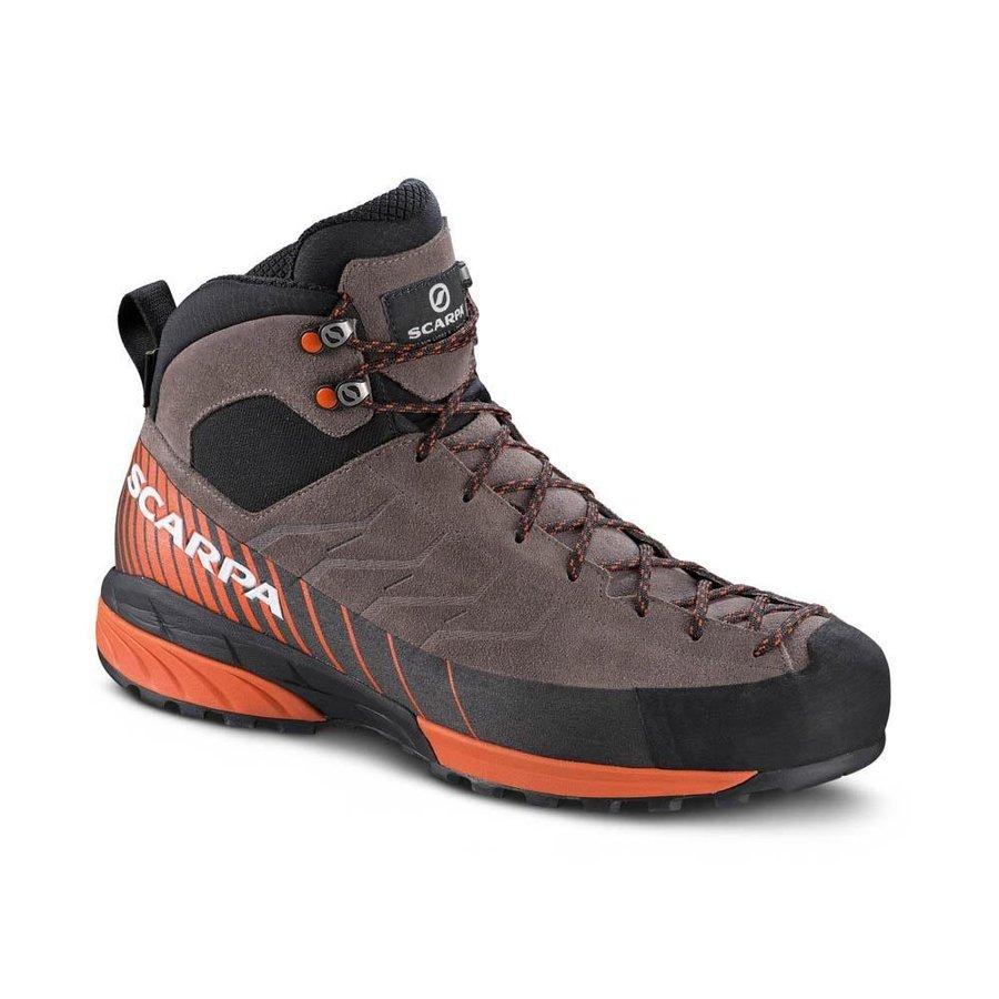 [ スカルパ ] Mescalito Mid GTX ( Charcoal / Dark Tonic ) ★ 登山靴 ・ 靴 ・ 登山 ・ アウトドアシューズ ・ 山歩き ★