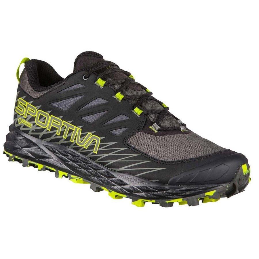 [ スポルティバ ] Lycan GTX ( Carbon / Apple Green ) ★ トレイルラン ・ 山歩き ・ アウトドアシューズ ・ 靴 ・ 登山 ★