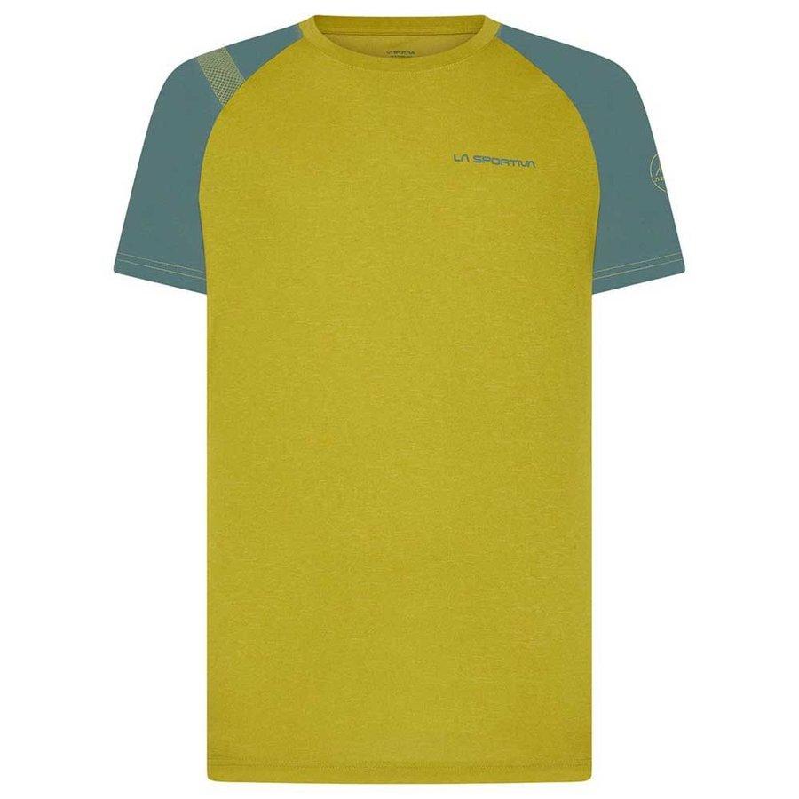 [ スポルティバ ] Stride Tシャツ ( Pine / Kiwi )