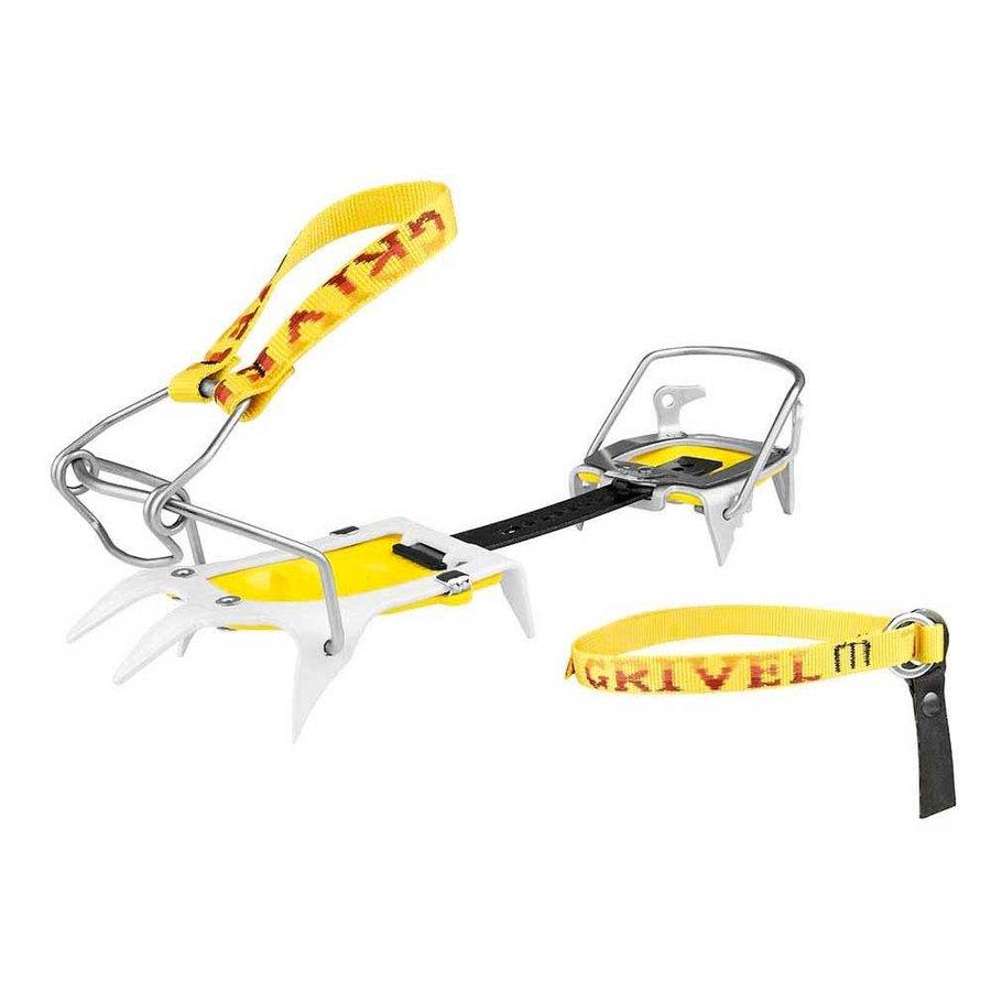 [ グリベル ] Ski Tour Ski-Matic 2.0 ( Silver / Yellow )