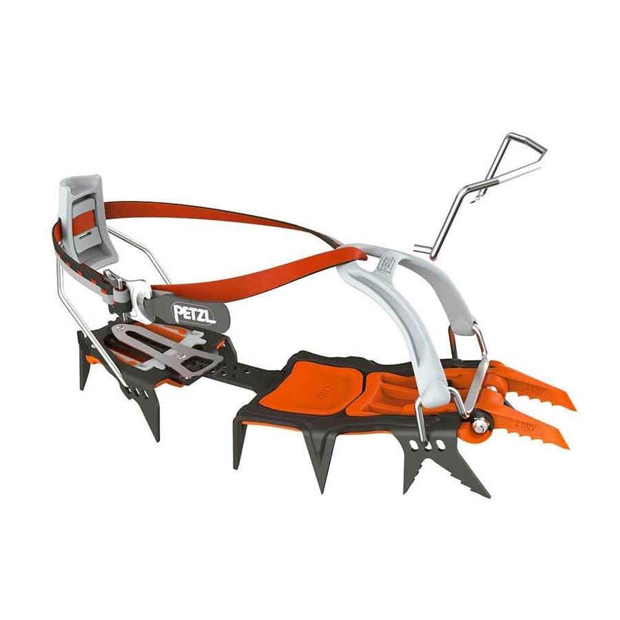 [ ぺツル ]Lynx Leverlock Universel ( Black / Orange )