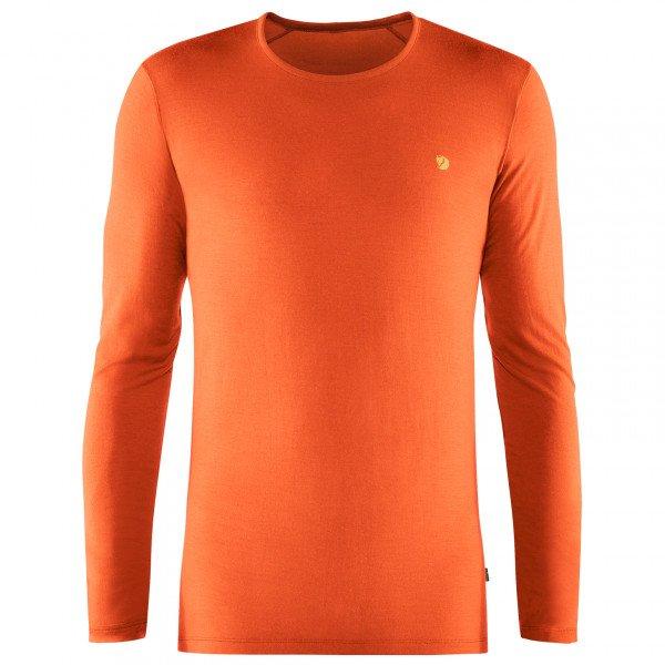 FJALLRAVEN Bergtagen Thinwool 2020秋冬新作 L NEW売り切れる前に☆ フェールラーベン S Orange Hokkaido