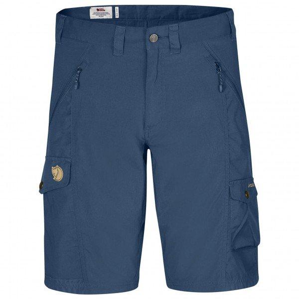 FJALLRAVEN 激安 激安特価 送料無料 Abisko Shorts フェールラーベン 価格交渉OK送料無料 Uncle Blue ショートパンツ