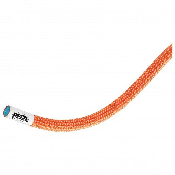 PETZL Paso Guide ペツル - お値打ち価格で 奉呈 Orange 70m