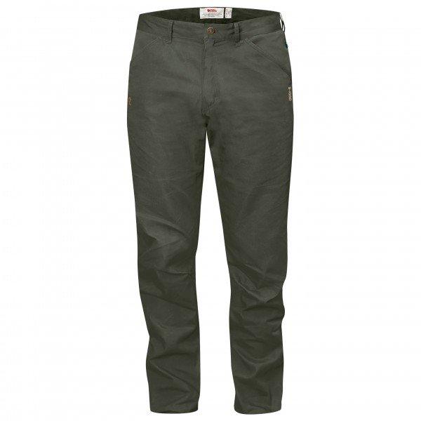 FJALLRAVEN High Coast 特価品コーナー☆ Trousers 一部予約 Mountain Grey フェールラーベン