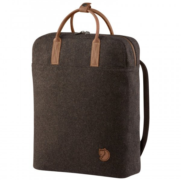 FJALLRAVEN Norrvage Briefpack フェールラーベン 売り出し Brown 15 ディスカウント