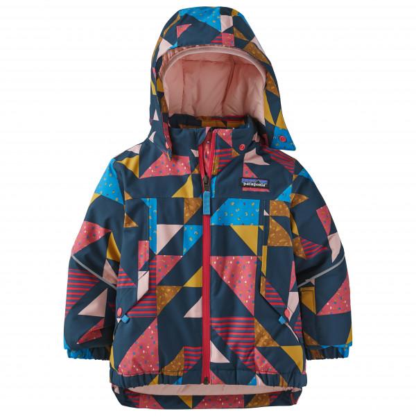 爆買い新作 PATAGONIA Baby's Snow Pile 感謝価格 Jacket ≪Baby's≫ パタゴニア ベビー スノー パイル Cozy ジャケット Crater It Gets As Blue