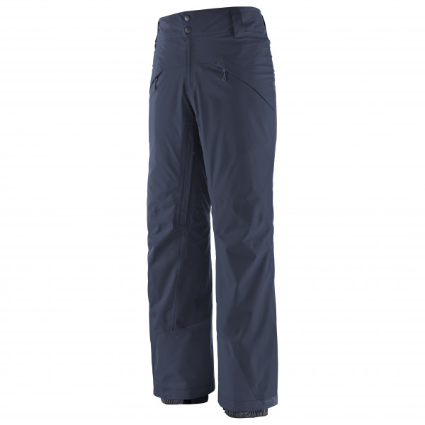PATAGONIA Snowshot Pants 値下げ パタゴニア メンズ Smolder パンツ Blue スノーショット 全品最安値に挑戦