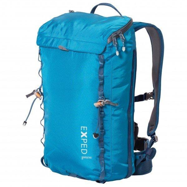 EXPED Mountain Pro おトク 値引き 20 Blue Deep Sea エクスぺド