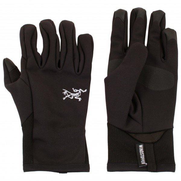 ARC'TERYX Venta 品質検査済 商い Glove Black アークテリクス