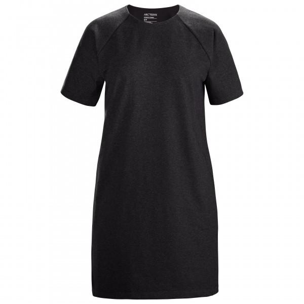ARC'TERYX Women's Momenta Dress Black Heather 5%OFF アークテリクス レディース 贈物