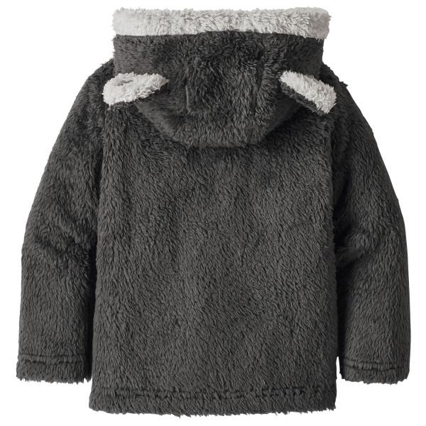 PATAGONIA - Kid's Furry Friends Hoody ≪Baby's≫ 今ダケ送料無料 パタゴニア フレンズ フーディ ベビー 低価格 Forge ファーリー Grey 子ども用