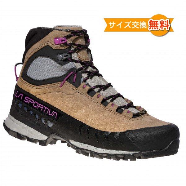 スポルティバ TX5 GTX ウーマン(Taupe / Purple)トラバース★レディース/女性用★★登山靴・靴・登山・アウトドアシューズ・山歩き★
