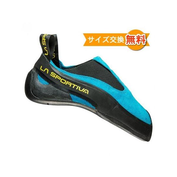 【 即納 】 スポルティバ コブラ ( Blue / Black ) ★ ロッククライミング ・ クライミングシューズ ・ ボルダリングシューズ ★
