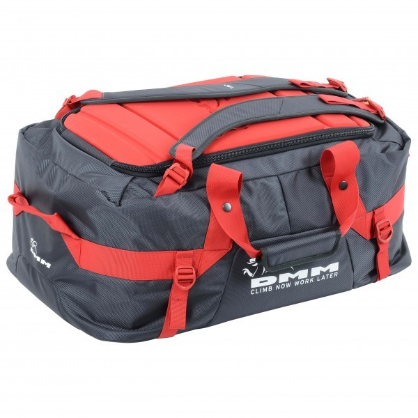DMM Void Duffel ( Grey / Red )
