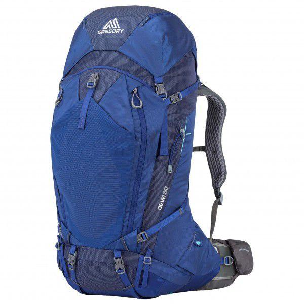 グレゴリー Deva 60 レディース(Nocturne Blue)★リュック・バックパック・登山・山歩・トレッキング★