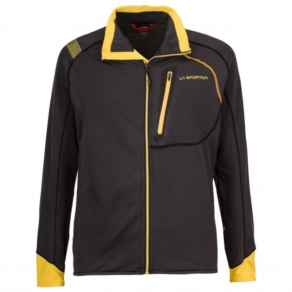 スポルティバ Shamal フリースジャケット(Black / Yellow)