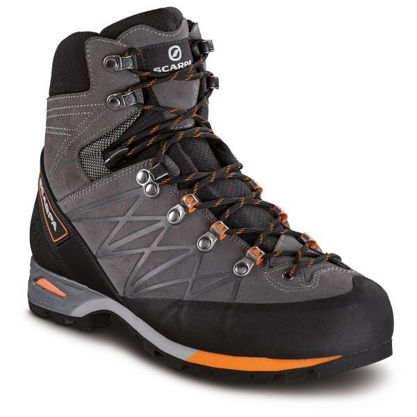 スカルパ Marmolada Pro OD(Shark / Orange)★登山靴・靴・登山・アウトドアシューズ・山歩き★